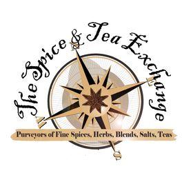 The Spice and Tea Exchange Logo